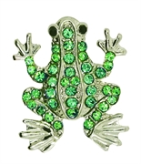 Snap Frog light green